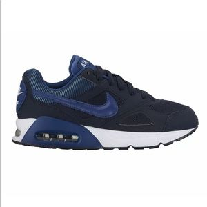 NIKE AIR MAX IVO BLUE WOMENS SHOES SIZE 7.5